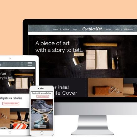 Leather Art – Online Store